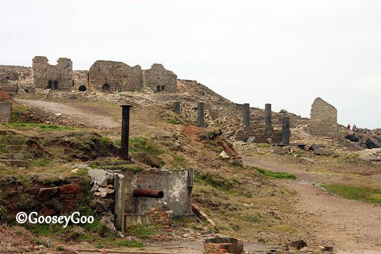 Levant Tin and Copper Mine