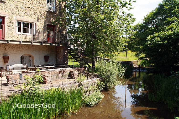 Cold Harbour Mill (7) by GooseyGoo. This image is available to buy!