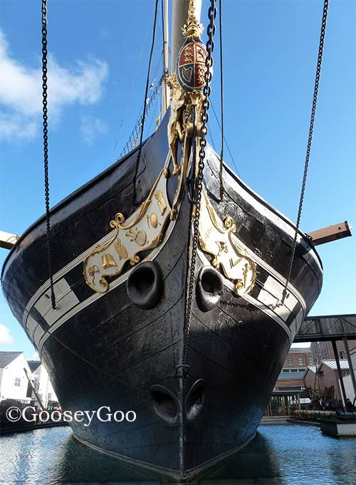 SS Great Britain (1) by GooseyGoo