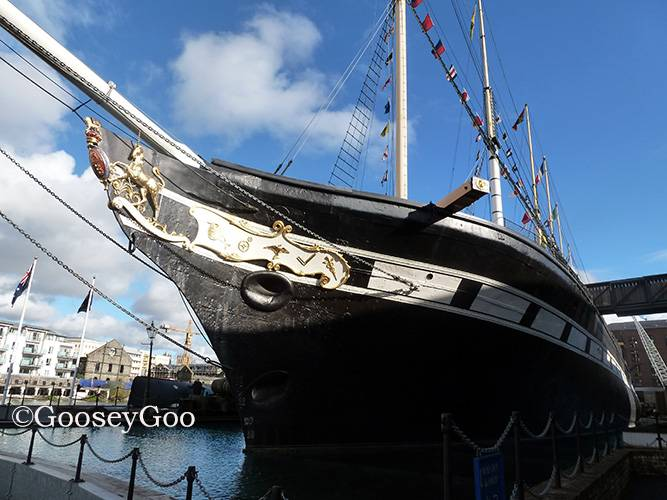 SS Great Britain (2) by GooseyGoo