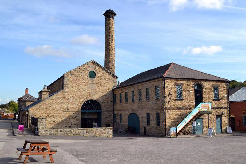 Elsecar Heritage Centre © Copyright Neil Theasby and licensed for reuse under this Creative Commons Licence.