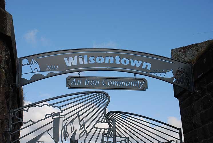 Wilsontown Ironworks