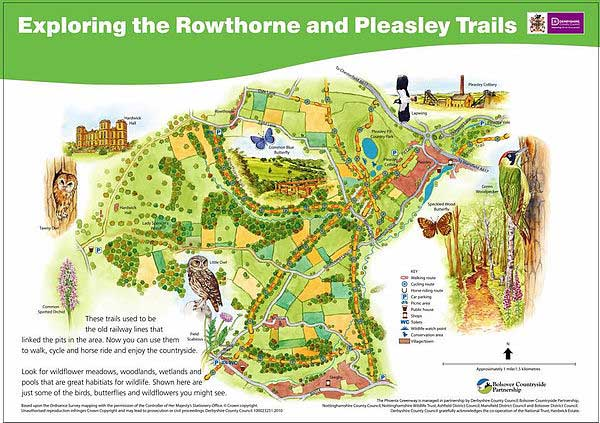 Pleasley Colliery Nature Reserve
