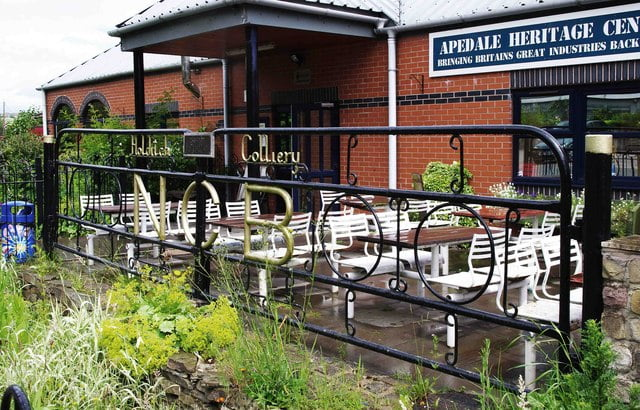 Apedale Heritage Centre. Copyright P L Chadwick and licensed for reuse under CC BY-SA 2.0