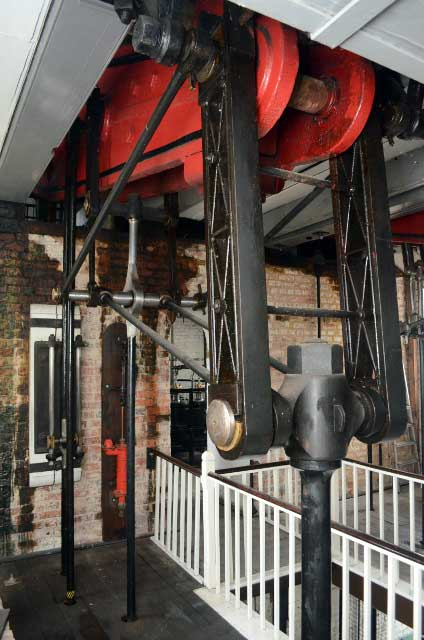 Crofton Beam Engines. Copyright Ashley Dace and licensed for reuse under CC BY-SA 2.0