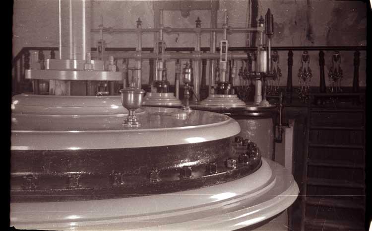 East Pool Beam Engine. © morturn