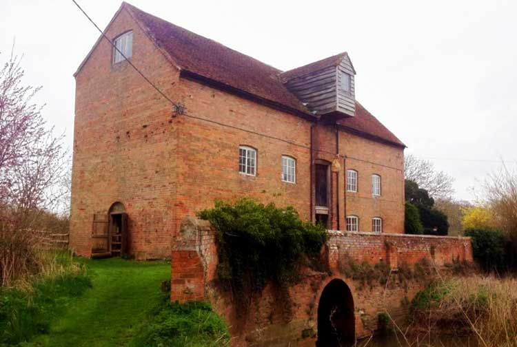 Charlecote Mill. © Copyright Charlecote Mill