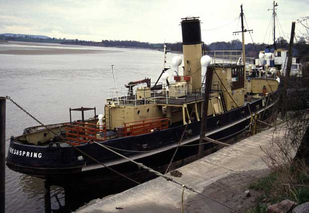 SS Freshspring © Copyright Chris Allen and licensed for reuse under CC by-SA 2.0