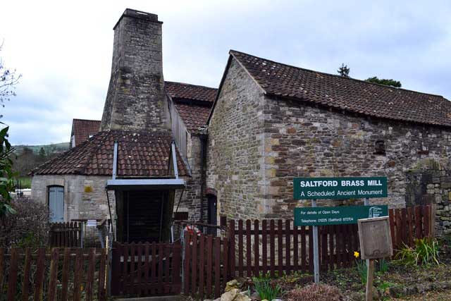 Saltford Brass Mill © Copyright David Martin and licensed for reuse under CC BY SA 2.0