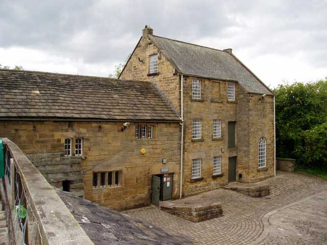Worsbrough Mill Museum © Copyright Linda Hogg and licensed for reuse under CC by SA 2.0