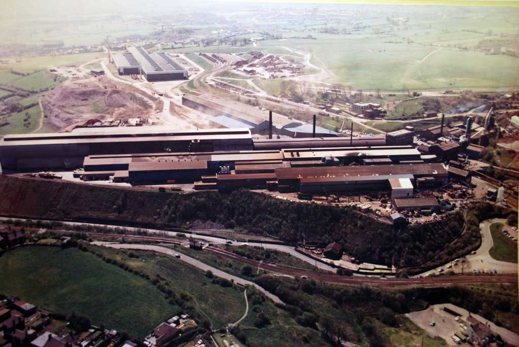Brymbo Iron and Steel Works