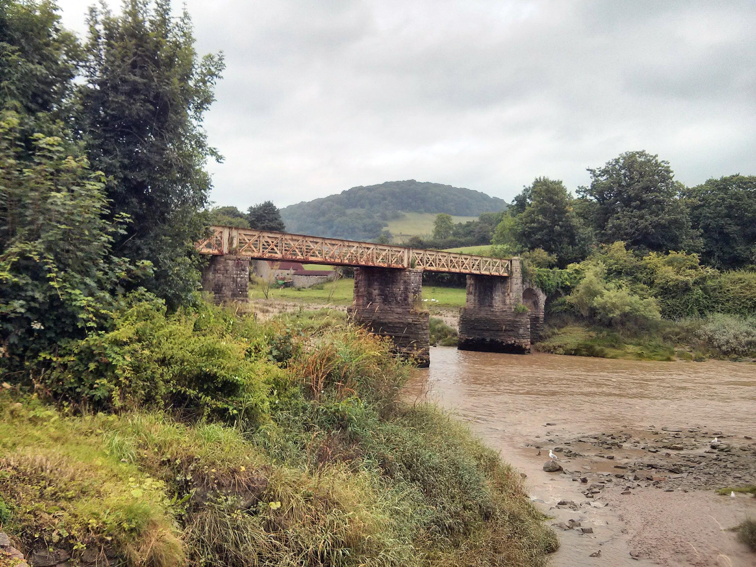 Wireworks Railways Bridge copyright Maryann Soper