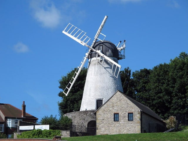 Fulwell Mill © Copyright Mike Quinn and licensed for reuse under CC by SA 2-0
