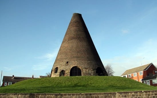 Catcliffe Glass Cone © Copyright Richard Croft and licensed for reuse under CC by SA 2.0