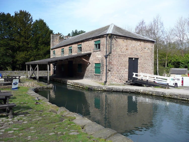 Cromford Wharf © Copyright Humphrey Bolton and licensed for reuse under Creative Commons Licence.