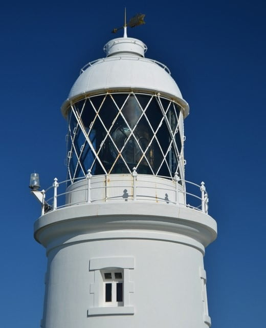 Pendeen Lighthouse © Copyright Ashley Dace and licensed for reuse under the Creative Commons Licence.