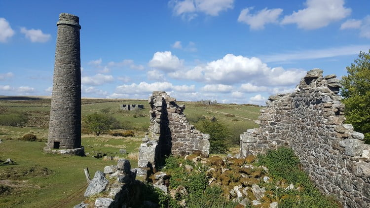 Powder Mills, Dartmoor 4 copyright Maryann Soper